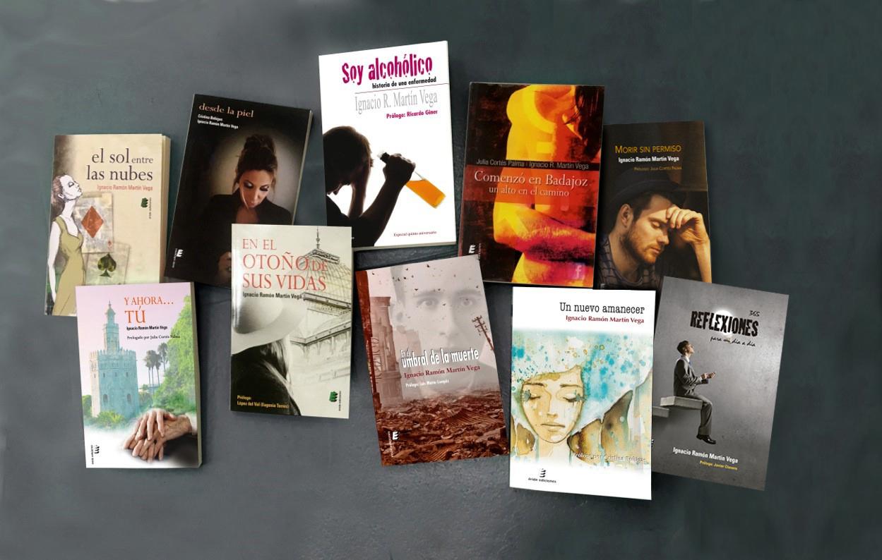 Todos los libros escritos por Ignacio Ramón Martín Vega